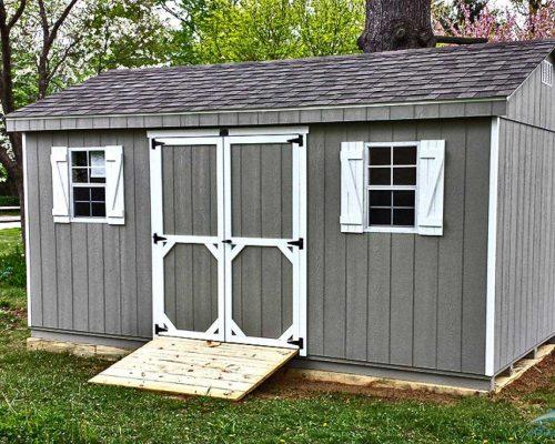 a-frame shed